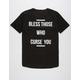 STRATA Bless Those Mens T-Shirt