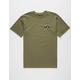 VOLCOM Brenner Mens T-Shirt