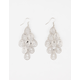 FULL TILT Teardrop Chandelier Earrings