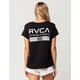 RVCA Hat Womens Pocket Tee