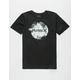 HURLEY Circular Burst Boys T-Shirt
