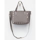 T-SHIRT & JEANS Studded Crossbody Bag