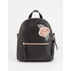 T-SHIRT & JEANS Rose Patch Mini Backpack