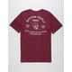 RHYTHM Monarch Sunk Mens T-Shirt