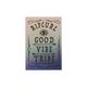 RIP CURL Good Vibe Tribe Sticker