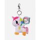 TOKIDOKI Unicorno Stellina Plush Keychain