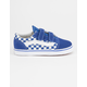 VANS Primary Check Old Skool V Toddler Shoes