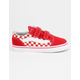 VANS Primary Check Old Skool V Toddler Shoes