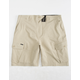VALOR Franklin Mens Hybrid Cargo Shorts