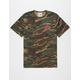 RIOT SOCIETY Camo Rose Mens T-Shirt