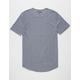 ELWOOD Slub Knit Mens T-Shirt