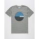 RIP CURL Floater Mens T-Shirt