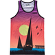 NEFF Sailin Mens Tank