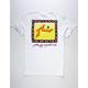 RUSTY Waterproof Mens T-Shirt