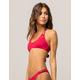 ROXY Strappy Love Bikini Top