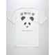 RIOT SOCIETY Drips Panda Mens T-Shirt