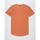 ELWOOD Slub Knit Mens T-Shirt