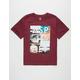 ASPHALT Beach Story Boys T-Shirt