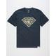 DIAMOND SUPPLY CO. Camo Photo Rock Mens T-Shirt