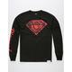 DIAMOND SUPPLY CO. Rose Photo Rock Mens Long Sleeve T-Shirt