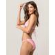 FULL TILT Strap Side Bikini Bottoms