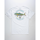 SALTY CREW Hamachi Mens T-Shirt