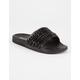 CAPE ROBBIN Chain Womens Slide Sandals