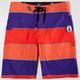 VOLCOM Maguro Stripe Mens Boardshorts
