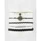 FULL TILT 5 Pack Bead/Medallion/Braid Bracelets
