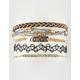 FULL TILT 5 Pack Luxe Bracelets