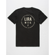 LIRA Stamp Mens T-Shirt