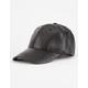 Vegan Leather Dad Hat