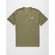 RETROFIT Panda Patch Mens T-Shirt