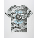 PINK DOLPHIN 8-Ball Mens T-Shirt