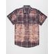 PINK DOLPHIN Bleach Mens Shirt