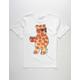 RIOT SOCIETY Pepperoni Party Bear Boys T-Shirt