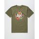 LOST Spot Fill Mens T-Shirt