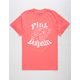 PINK DOLPHIN Dice Roll Mens T-Shirt