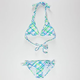 FULL TILT Plaid Girls Bikini