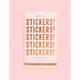 BAN.DO Sticker Book Issue 2