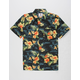RESOLUTION Hibiscus Mens Shirt