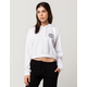 DIAMOND SUPPLY CO. Cropped Womens Hoodie