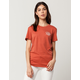 RVCA At Sea Womens Tee