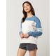 RVCA Colorblock Womens Sweatshirt