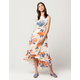 BILLABONG Dancing Til Dawn Wrap Skirt