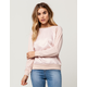 IVY & MAIN Satin Womens Sweatshirt
