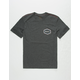 RVCA Triple Hex Boys T-Shirt