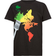 ELDON Earth Splat Boys T-Shirt
