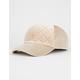 Quilted Velvet Hat
