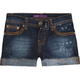 VIGOSS Heavy Stitch Girls Denim Shorts